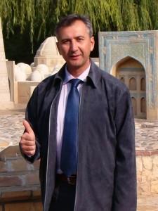 Хафизов Эльшод Бекмуратович