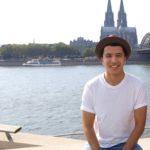 Саидаминхан Аляви, 22, студент Международного Вестминстерского университета в Ташкенте