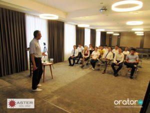 Презентация тренинга «Основы ораторского мастерства»