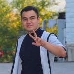 Агабеков Эльмурод, студент