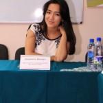 Юлдузочка Алимова, студентка