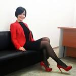 Григорьева Вера, 37, директор РПК «REXPO»