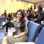 Турабекова Диёра, 27, магистрант Университета мировой экономики и дипломатии: