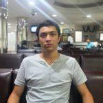 Юсупов Сардор Алишерович, 16, студент 2 курса железнодорожного лицея