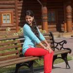 Чернова Есения Александровна, 23, студентка Ташкентского архитектурно-строительного института