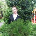 Евстафиади Иоанна Юрьена, 22 года, студентка ТГПУ им. Низами