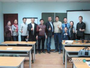22 февраля состоялось 39-е заседание по проекту «Успешная речь»!