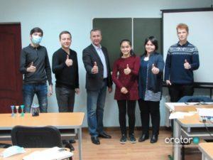19 декабря состоялось 40-е заседание по проекту «Успешная речь»!