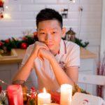 Эдуард Эм, 15, ученик 9 класса средней школы 145 г. Ташкента