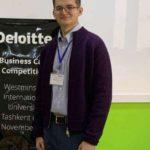 Захидов Азизбек, 21, студент Международного Вестминстерского университета в Ташкенте